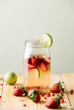 Easy New Year Hangover Cure! : Detox Waters #rahullalphotography #AppyBistro #DetoxWater #FoodPhotography