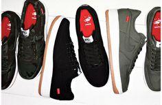 Supreme x Nike Air Force 1 2012 01 #fashion #nike #sneakers #supreme
