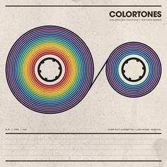 Behind The Colortones Mixtape Series | Colorcubic #colorcubic #podcast #color #colortones #pantone #music #mixtape