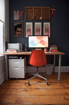 Workspace (JSM) Metaltype Drawer #interior #type #decor #wall #metal #decoration