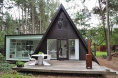 Extention Hous Vb4 by dmvA Architecten #ideas #design #architecture #hoooooomecom