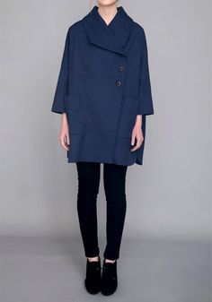 Coat. #fashion #women