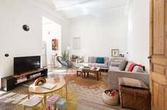 House Tour: An Architect's Barcelona Home | Apartment Therapy
