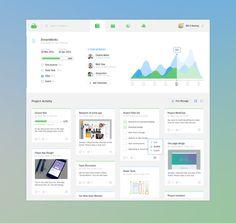 Dashboard #dashboard #graph #web