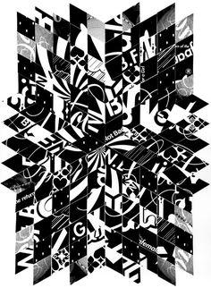 A mini label biography… #print