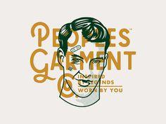 Peoples Garment Company - Illustration