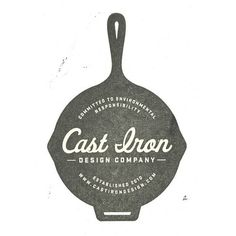 Chocolates / Designspiration — logo_stamp-twitter.jpg (JPEG Image, 500x500 pixels) #agency #design #iron #logo #cast #typography