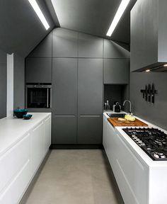 Italian Apartment by Flussocreativo - #decor, #interior, #home