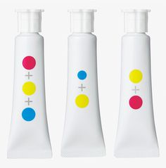 Japanese Designers Create Nameless Paints To Change The Way Kids Learn Colors