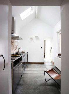 tokyo bleep #white #metal #kitchen