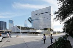 CJWHO ™ (Perot Museum of Nature and Science, Dallas, Texas,...)