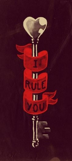 I rule you by ~mathiole #illustration