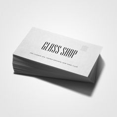 Michael Freimuth – High-res Showcase | September Industry #card #business #typography