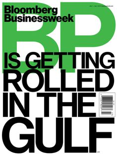 Richard Turley: Business Week Cover #design #graphic #publication #typography