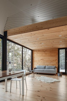 Weekend Cabin Nestled in the White Mountains, New Hampshire 9