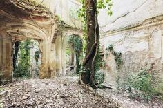 Attractive Abandoned Photography by Reginald Van de Velde
