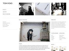 Daily - Dustin Heerkens on Zootool #simple #zen #web #minimal