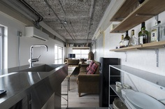 House in Daikanyama by Roovice