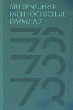Studienfuehrer 73 #futura #swiss #typography