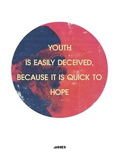 FFFFOUND! | Flickr Photo Download: MSCED | Youth #thinking #design #poster #typography