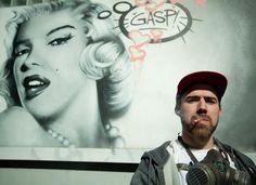 Graffiti Artists by John Hicks