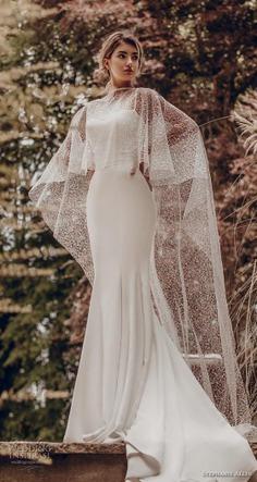 "Stephanie Allin 2019 Wedding Dresses — ""Love Stories"" Bridal Collection - dresses"