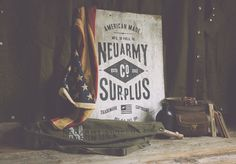 TheeBlog_NeuarmySurplus #sign