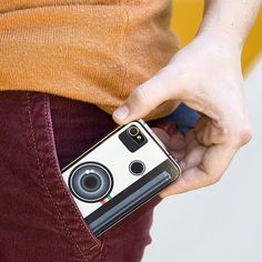 Polaroid Land Camera Case for iPhone
