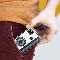 Polaroid Land Camera Case for iPhone