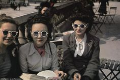 sunglasses #paris #people #photography #vintage #fashion