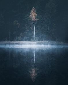 Fine Art and Dramatic Landscapes in Finland by Mikko Lagerstedt