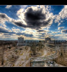 Chernobyl by Timm Suess #inspration #photography #art