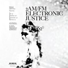 Michael Cina #album #white #woman #caslon #electronica #black #cover #and #cina #michael