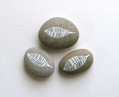 Feather stones - Natasha Newton #stone #design #feather #stones #illustration #drawing