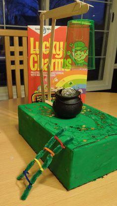 10+ Cool DIY Leprechaun Trap Ideas #diy #trap #leprechaun