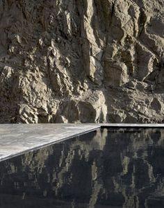 M O O D #pool #rocks #swimming #water
