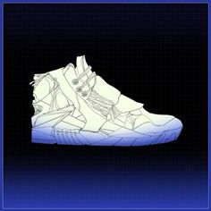 Orion Air 1 #illustration #concept #sneaker #art #hoe