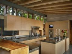 kitchen, Heliotrope Architects