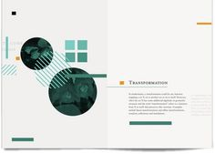 minimalist #type #magazine layout