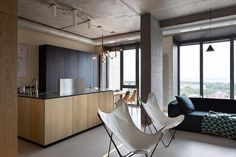 NPL. Penthouse by Olga Akulova DESIGN