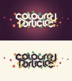 http://www.extrasugarstudios.com/downloads/LogosFinal.png #logo #hexagon #geometric #typography