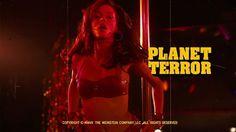 MIW_Planet Terror 118.11 | Flickr - Photo Sharing! #film #stills #typography