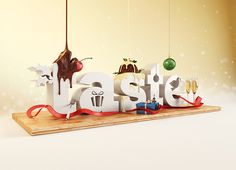 Chris LaBrooy 10 #type #3d