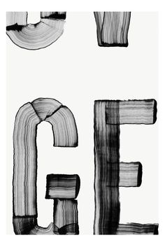 brush #typography #hand letter #brush