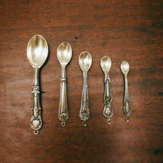 Things Organized Neatly #spoons
