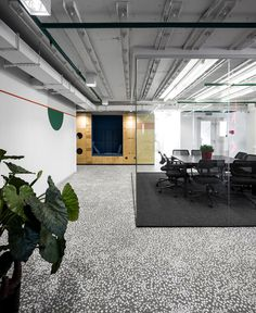 Vizor Office Interior by Studio 11 #office #interior #decor