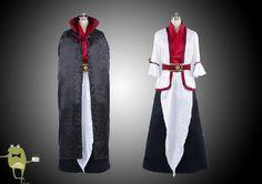 Magi Labyrinth of Magic Kouen Ren Cosplay Costume + Wig #costume #ren #kouen #cosplay