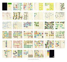 ynkim dot com #shape #patterns #pattern