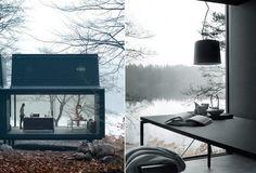 The Vipp Shelter in Copenhagen – Fubiz™ #interior #design #vipp