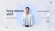 Template Fashion Shop on Behance